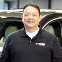 Donovan Lau at Ramsey Mazda