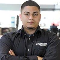 BRANDON RODRIGUEZ at Ramsey Mazda