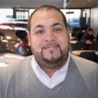 Joe Guadalupe at Ramsey Mazda
