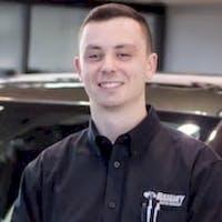 Eric  Taylor at Ramsey Mazda
