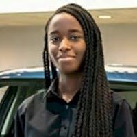 Thalia Profitt at Ramsey Mazda