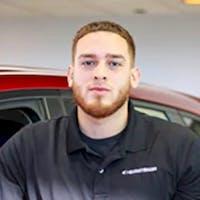 Justin Arce at Ramsey Mazda