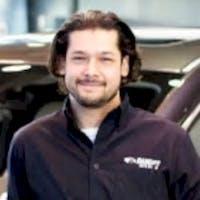 Adonis Antonick at Ramsey Mazda