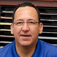 Frank Quiroga at Rockingham Toyota
