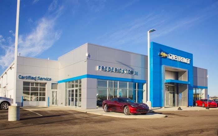 Fredericktown Chevrolet, Fredericktown, OH, 43019