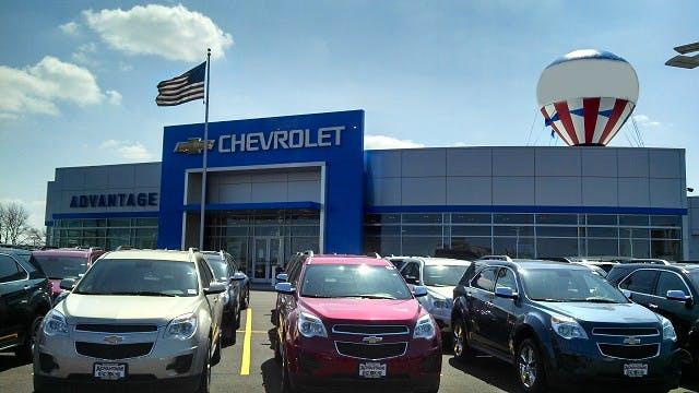 Advantage Chevrolet of Bolingbrook, Bolingbrook, IL, 60440