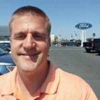 Aaron Protzmann at Huntington Beach Ford