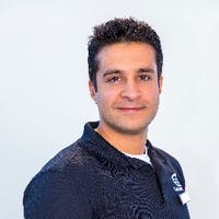 Mahmoud Hammad at Carson Nissan