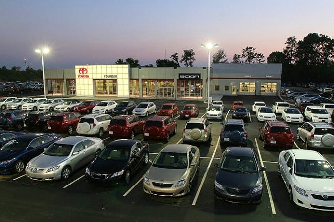 Younger Toyota - Toyota, Used Car Dealer, Service Center