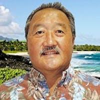 Curtis  Matsumoto at Tony Honda