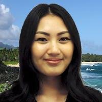 Lauren  Hayashi at Tony Honda