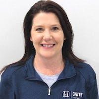 Monica Reed at Gates Honda