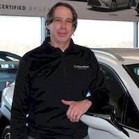 Joel Newell at MotorWorld Lexus