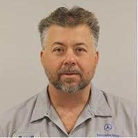 Darrell Fenton at Mercedes-Benz of Silver Spring - Service Center