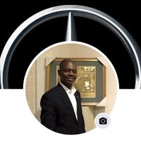 Percy  Agyei-Obese at Mercedes-Benz of Silver Spring