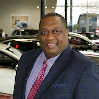 Terrence Abrams at Mercedes-Benz of Silver Spring