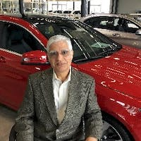Bijan Nejadi at Mercedes-Benz of Silver Spring
