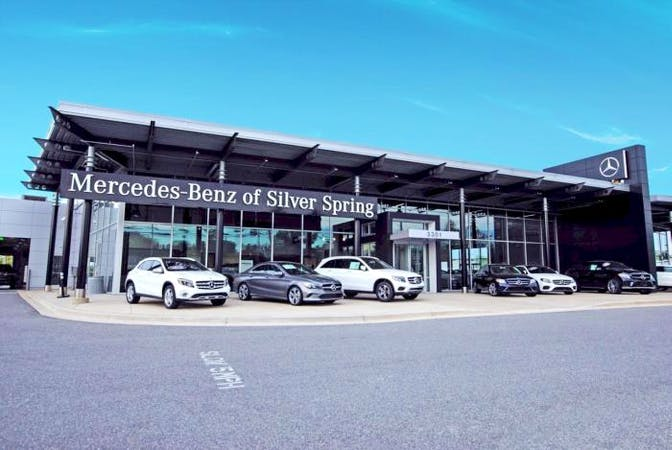 Mercedes-Benz of Silver Spring, Silver Spring, MD, 20904