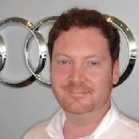 Marty Zellhoefer at Audi Silver Spring