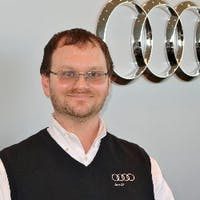 Tom Schweiss at Audi Silver Spring