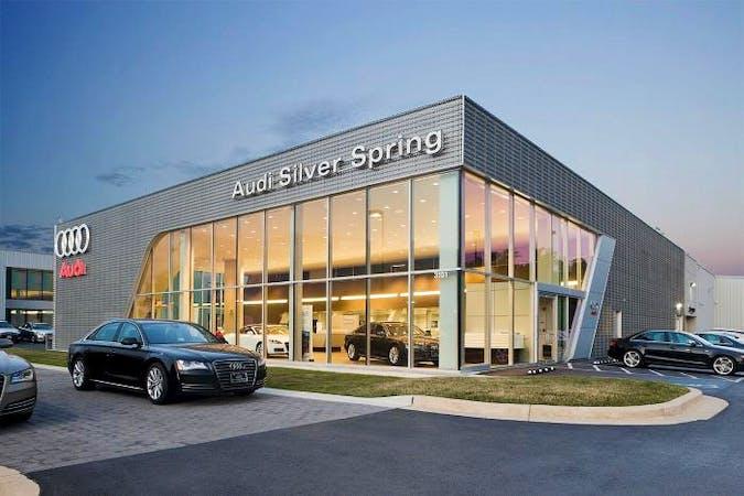 Audi Silver Spring, Silver Spring, MD, 20904
