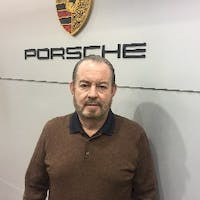 Chas  Conklin at Porsche Silver Spring