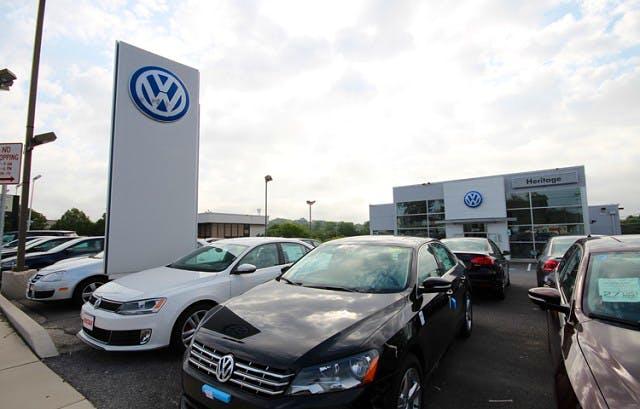 Heritage Volkswagen Parkville, Baltimore, MD, 21234