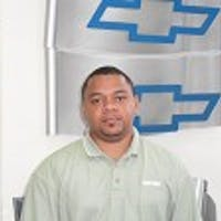 Dontae`  Davis at Heritage Chevrolet Buick Owings Mills