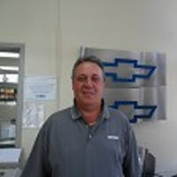 Edward Wojcik at Heritage Chevrolet Buick Owings Mills