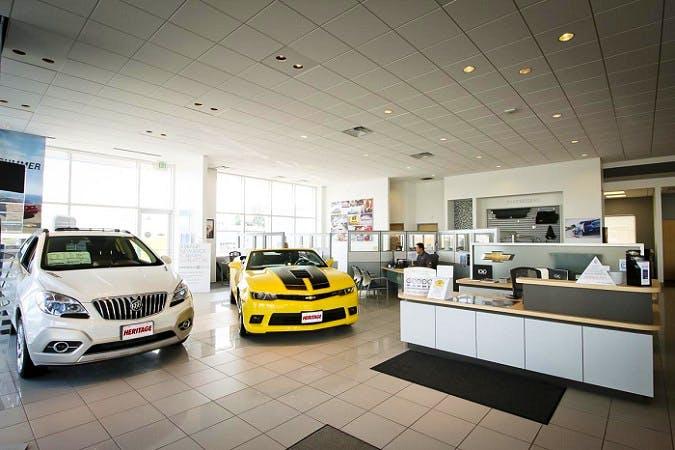 Heritage Chevrolet Buick Owings Mills, Owings Mills, MD, 21117