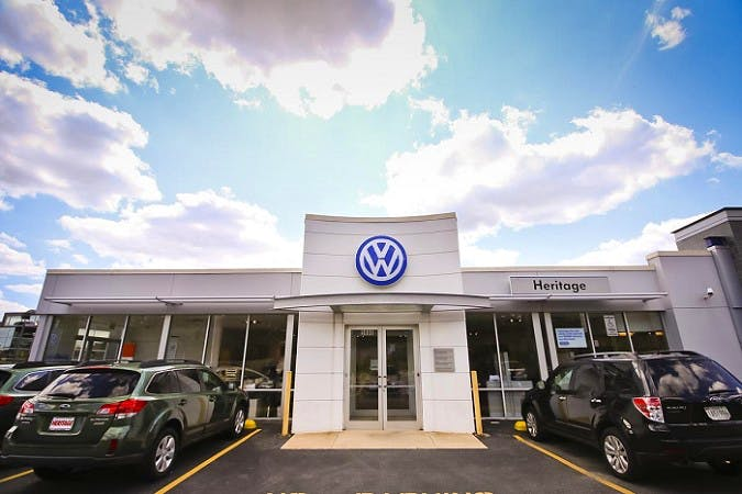 Heritage Volkswagen Owings Mills, Owings Mills, MD, 21117