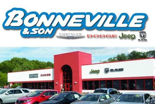 Bonneville and Son Chrysler Dodge Jeep Ram, Manchester, NH, 03104