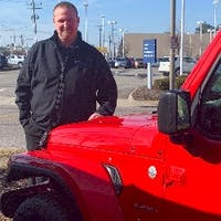Steve  Reeder at Hall Chrysler Dodge Jeep Ram