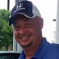 TJ Johnson at Hall Honda Elizabeth City