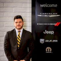Gerardo Macias at Lithia Chrysler Jeep Dodge RAM Fiat of Santa Fe