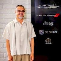 Charles Archuleta at Lithia Chrysler Jeep Dodge RAM of Santa Fe