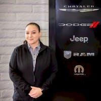Crystal Baca at Lithia Chrysler Dodge Jeep Ram Fiat of Santa Fe