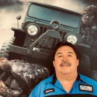 James Sandoval at Lithia Chrysler Dodge Jeep Ram Fiat of Santa Fe - Service Center