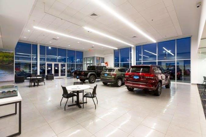 Lithia Chrysler Dodge Jeep Ram FIAT of Santa Fe, Santa Fe, NM, 87507