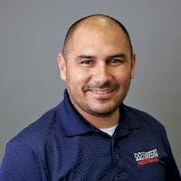 Aldo  Espinoza at Midway Nissan