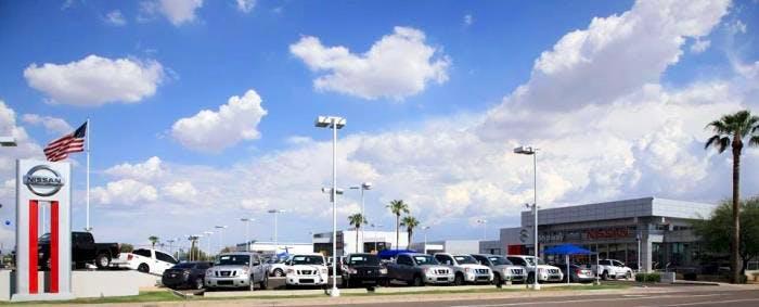 Midway Nissan, Phoenix, AZ, 85023