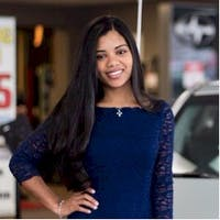 Liz Santos at Empire Toyota of Huntington
