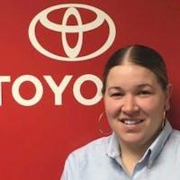 Kelly Henry at Empire Toyota of Huntington - Service Center