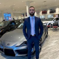 Jaime Coppiano at Empire Toyota of Huntington