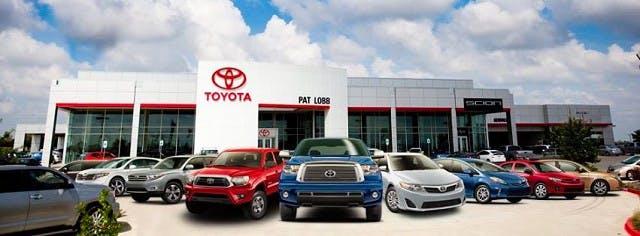 Toyota Dealerships Dfw >> Pat Lobb Toyota Of Mckinney Employees