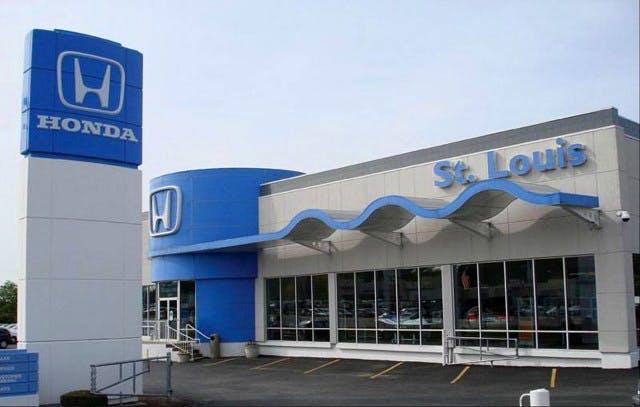 St Louis Honda >> Mungenast St Louis Honda Honda Used Car Dealer Service