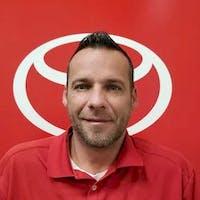 Todd Carney at Kasper Toyota