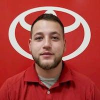 Jacob Contreras at Kasper Toyota
