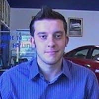 Gino Dinella at Ettleson Hyundai
