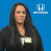 Yvette Rivera-Coates at Honda Universe